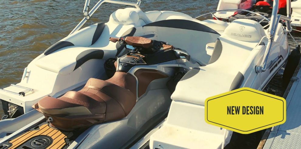 2021 SEALVER boat for sale, model of the boat is SEALVER 656 FULL WAKE & Image # 3 of 4