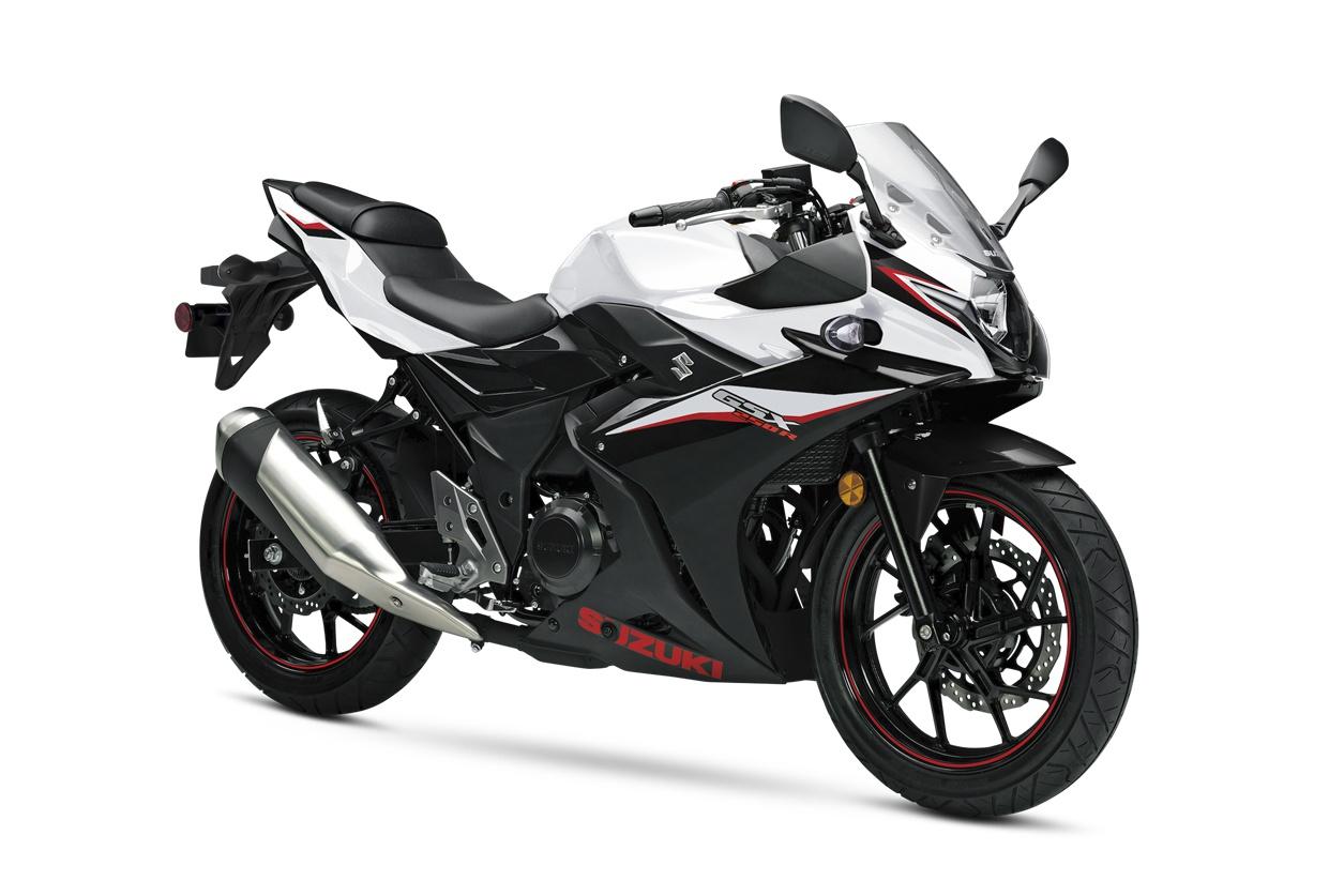 2021 Suzuki GSX250R Frais inclus+Taxes