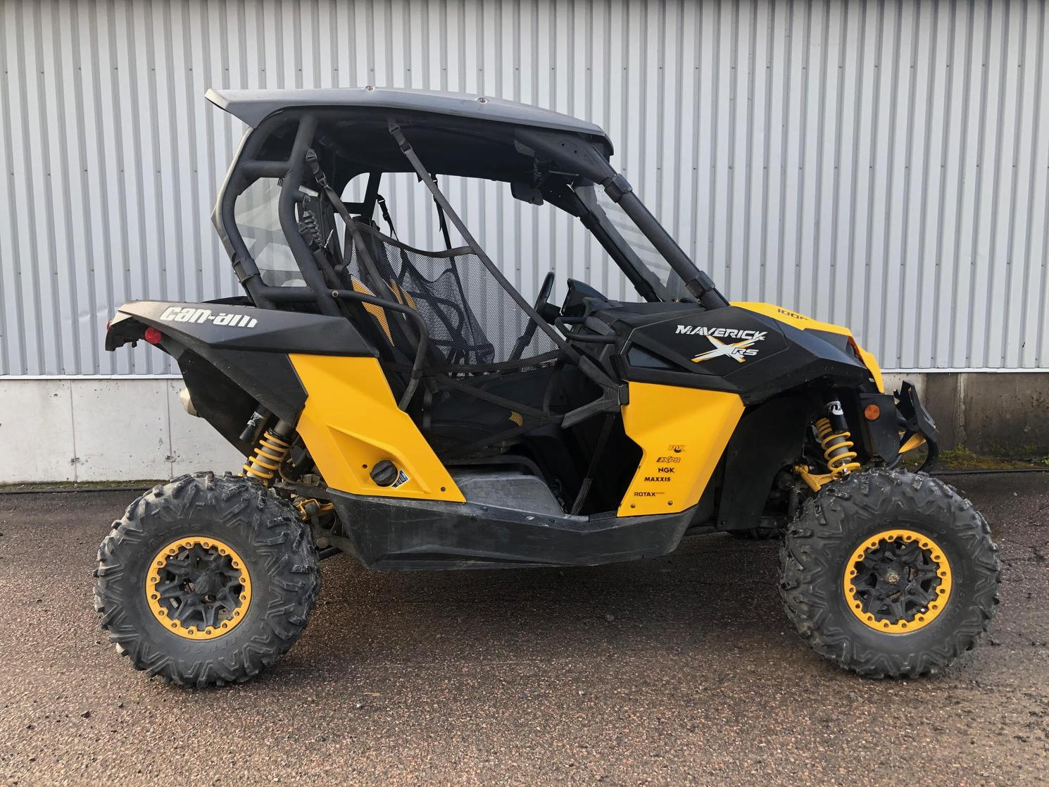 2014 Can-Am MAVERICK XRS