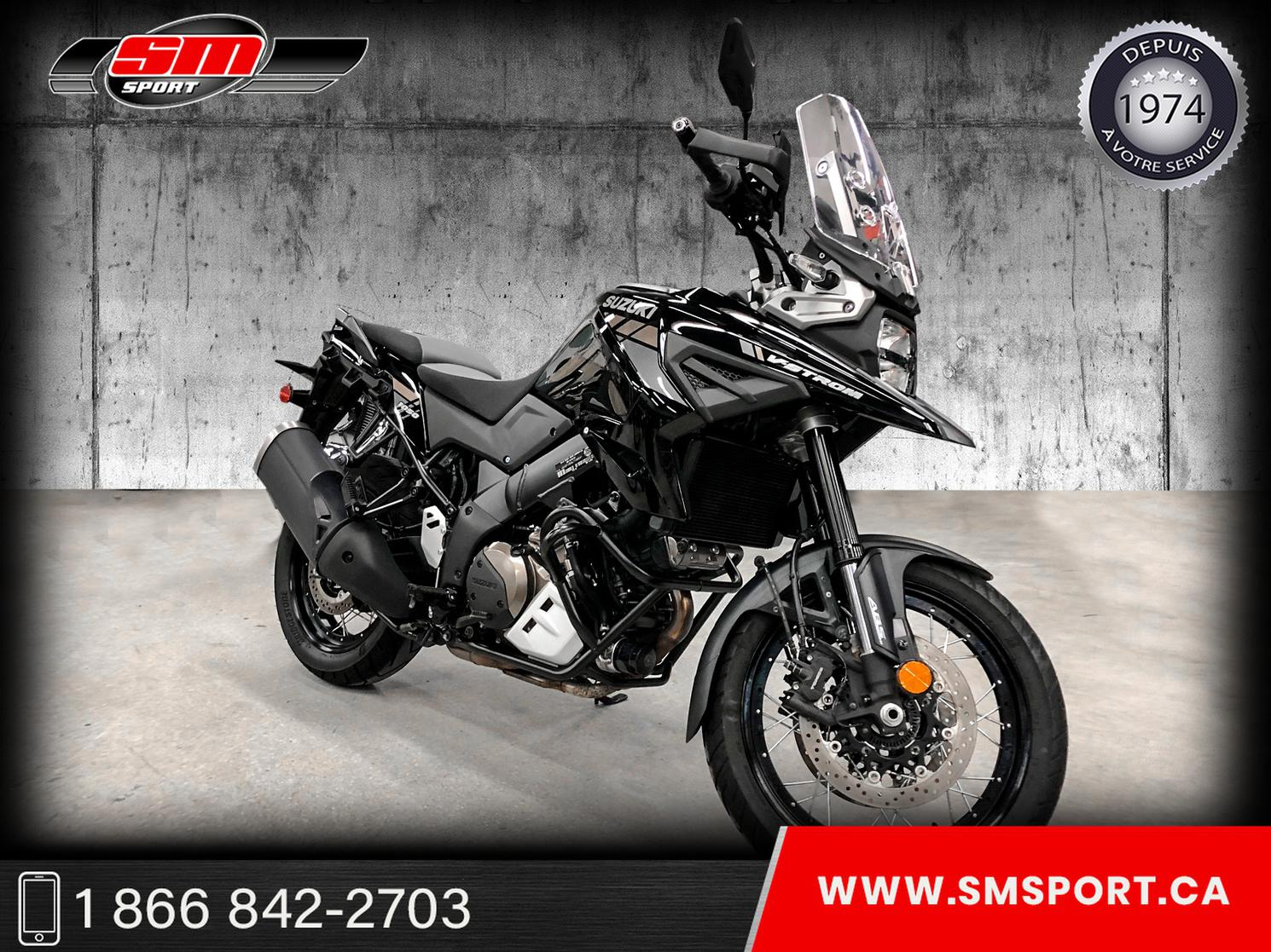 2020 Suzuki V-STROM 1050X ABS DL1050 DEMO