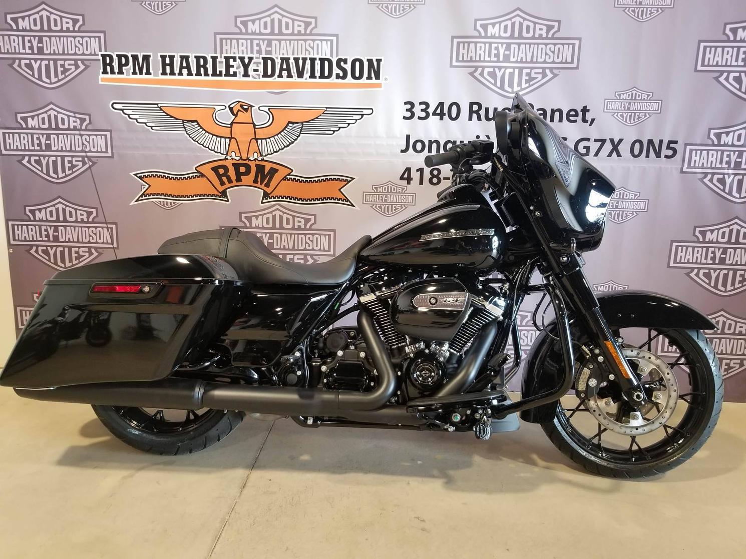 Harley-Davidson Street Glide Special 2020 - FLHXS
