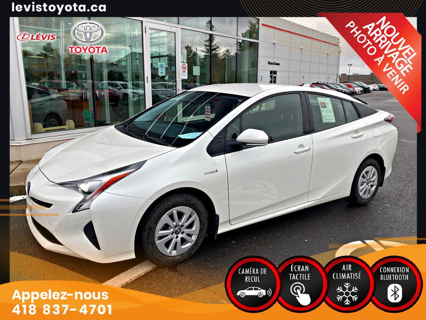 Toyota Prius HYBRYDE 2016