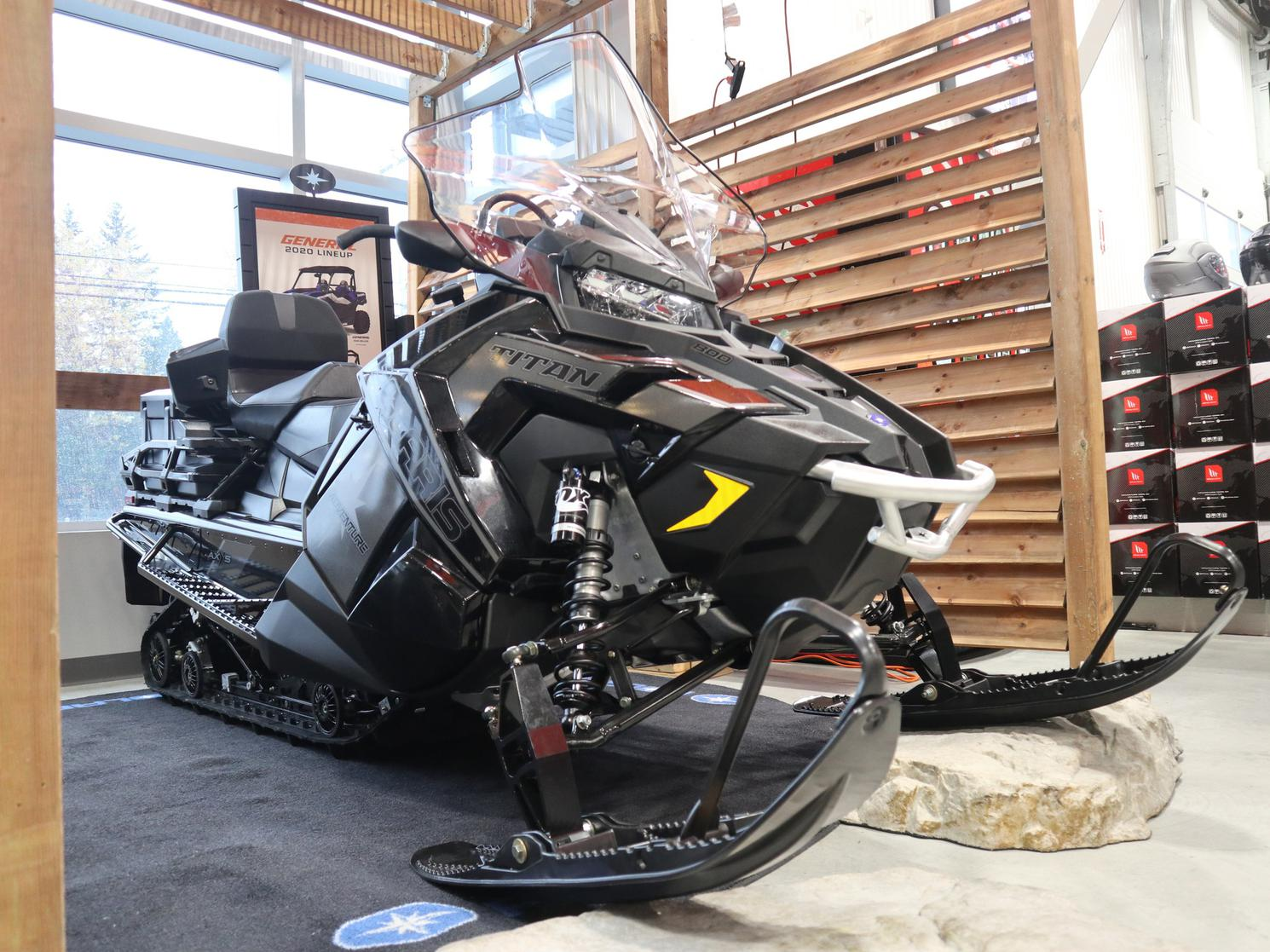 Polaris 800 TITAN ADVENTURE 155 ES 2021