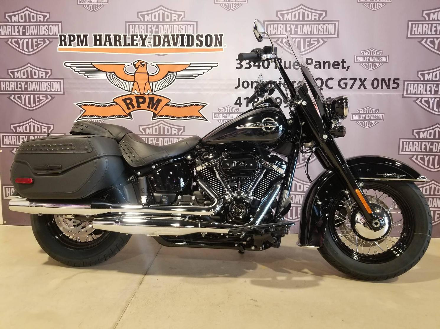 Harley-Davidson Softail Heritage 114 2020 - FLHCS