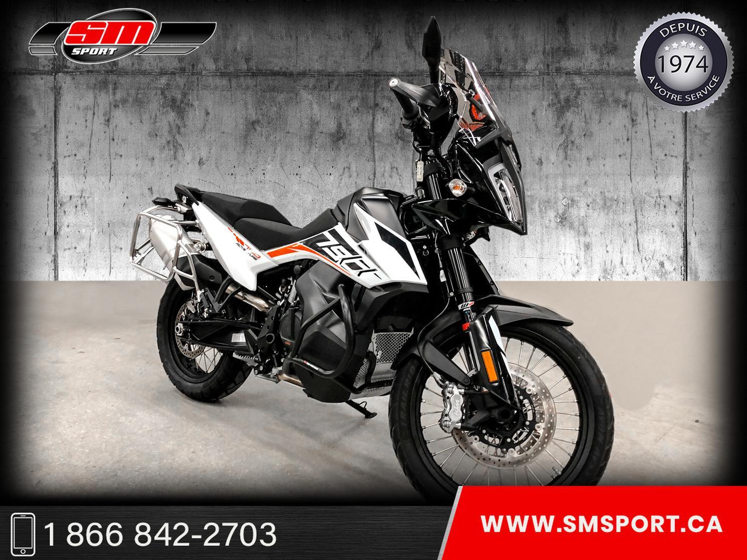 KTM ADVENTURE 790 2019