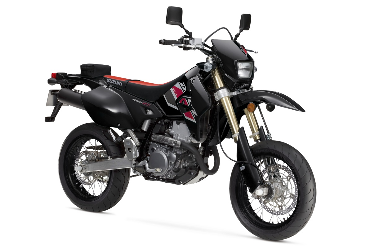 2021 Suzuki DR-Z400SM Frais inclus+Taxes