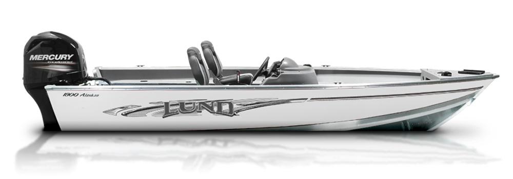 Lund Boat Co 1800 Alaskan SS