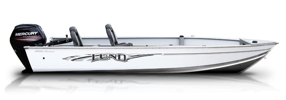 Lund Boat Co 1800 Alaskan Tiller