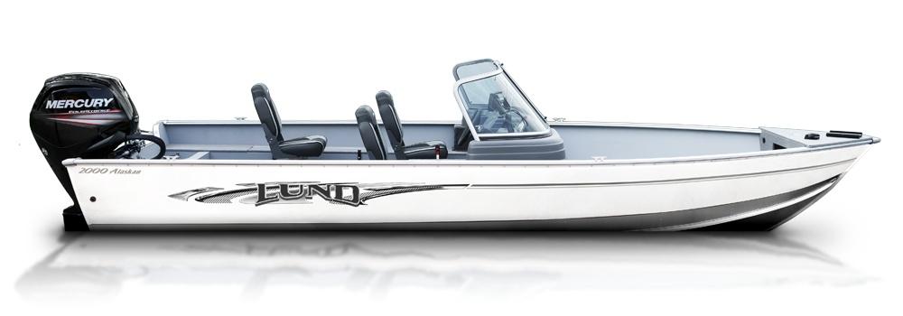 Lund Boat Co 2000 Alaskan Sport
