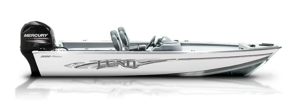 Lund Boat Co 2000 Alaskan SS
