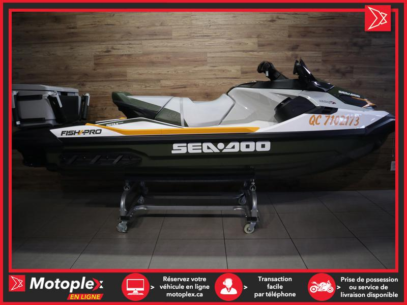 2020 Sea-Doo FISH PRO 170 2020 - 62$/SEMAINE