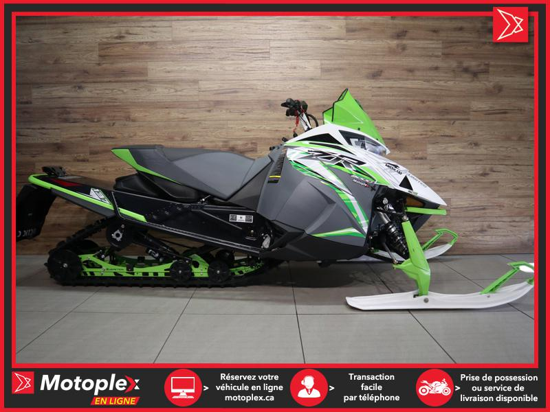 Arctic Cat MOTONEIGE ZR 8000 LIMITED - 2021 2021