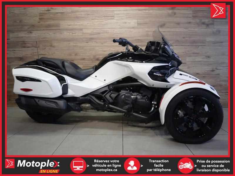 2020 Can-Am SPYDER F3T - 80$/SEMAINE