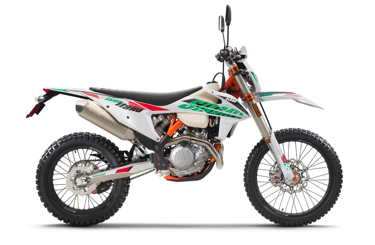 2021 KTM 500 EXC-F Six Days Frais inclus+Taxes