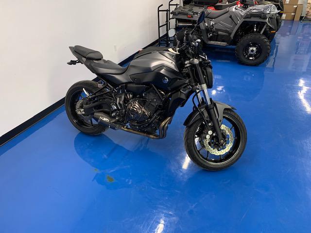 2015 Yamaha FZ7