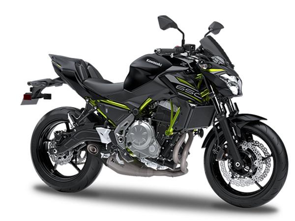 Kawasaki Z650 SE 2020