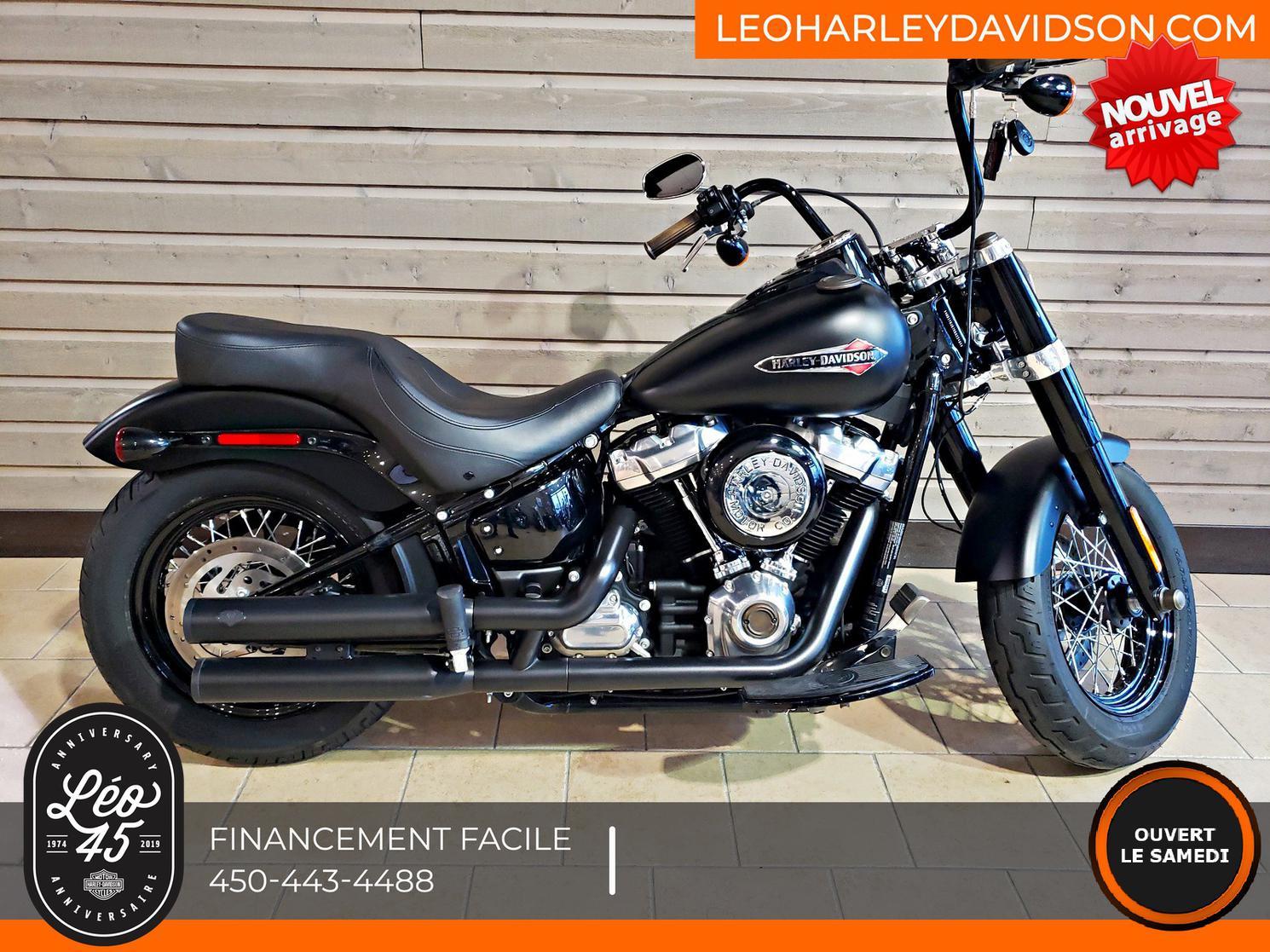 2019 Harley-Davidson ST-Softail Slim - FLSL