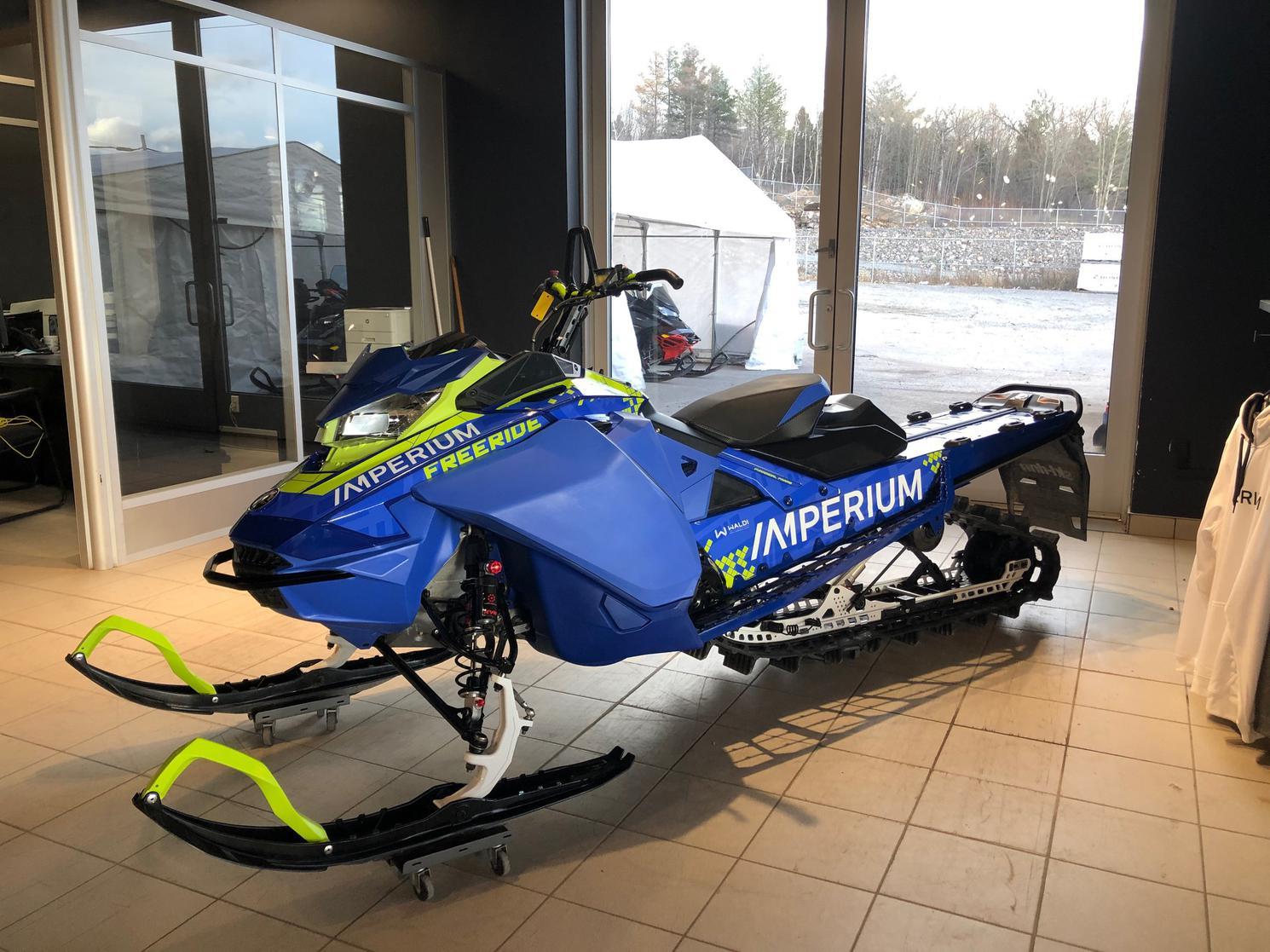 2020 Ski-Doo FREERIDE 154