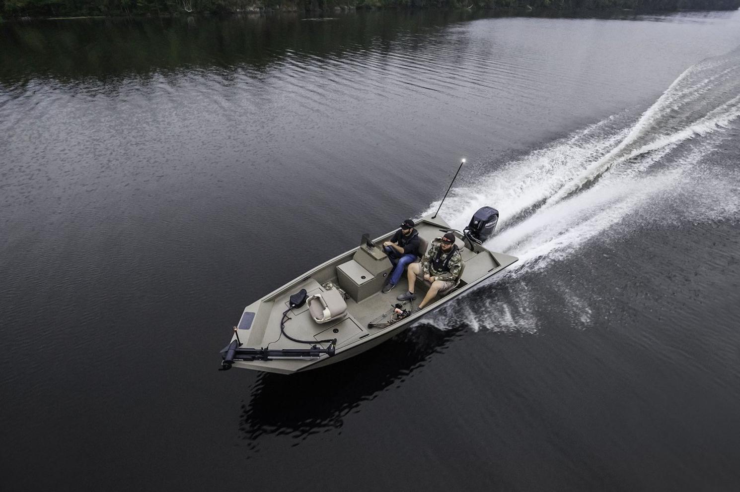 2021 Alumacraft boat for sale, model of the boat is Alumacraft All Weld MV Series MV1860 AW SC & Image # 9 of 10