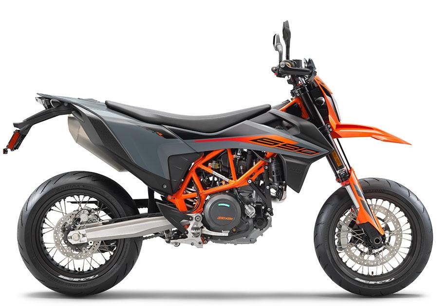 2021 KTM 690 SMC R Frais inclus+Taxes
