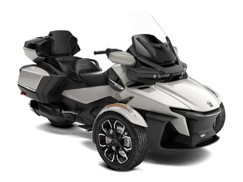 New 2019 Can-Am Spyder F3-T Motorcycles in Elk Grove, CA