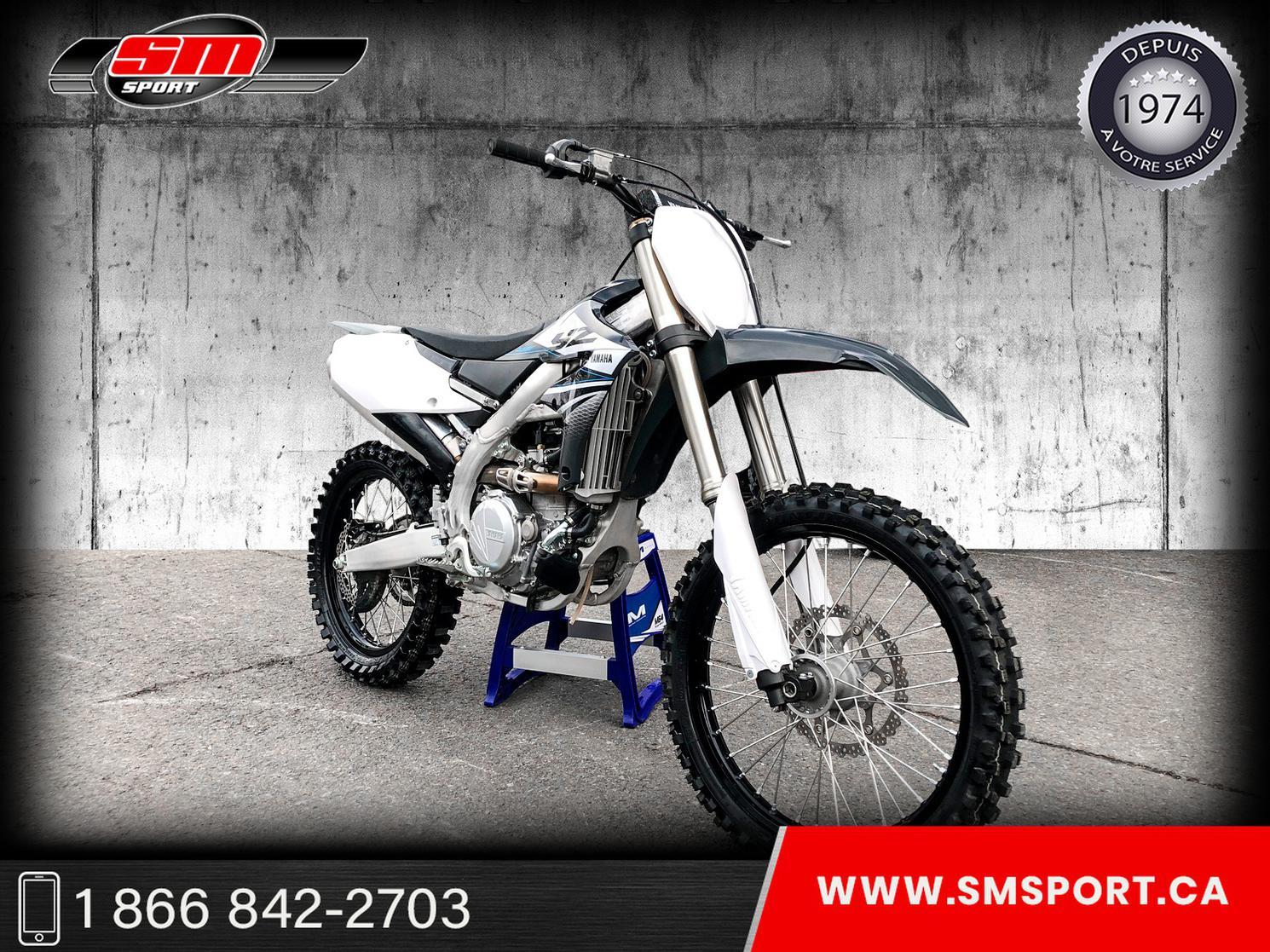 2020 Yamaha YZ 450F