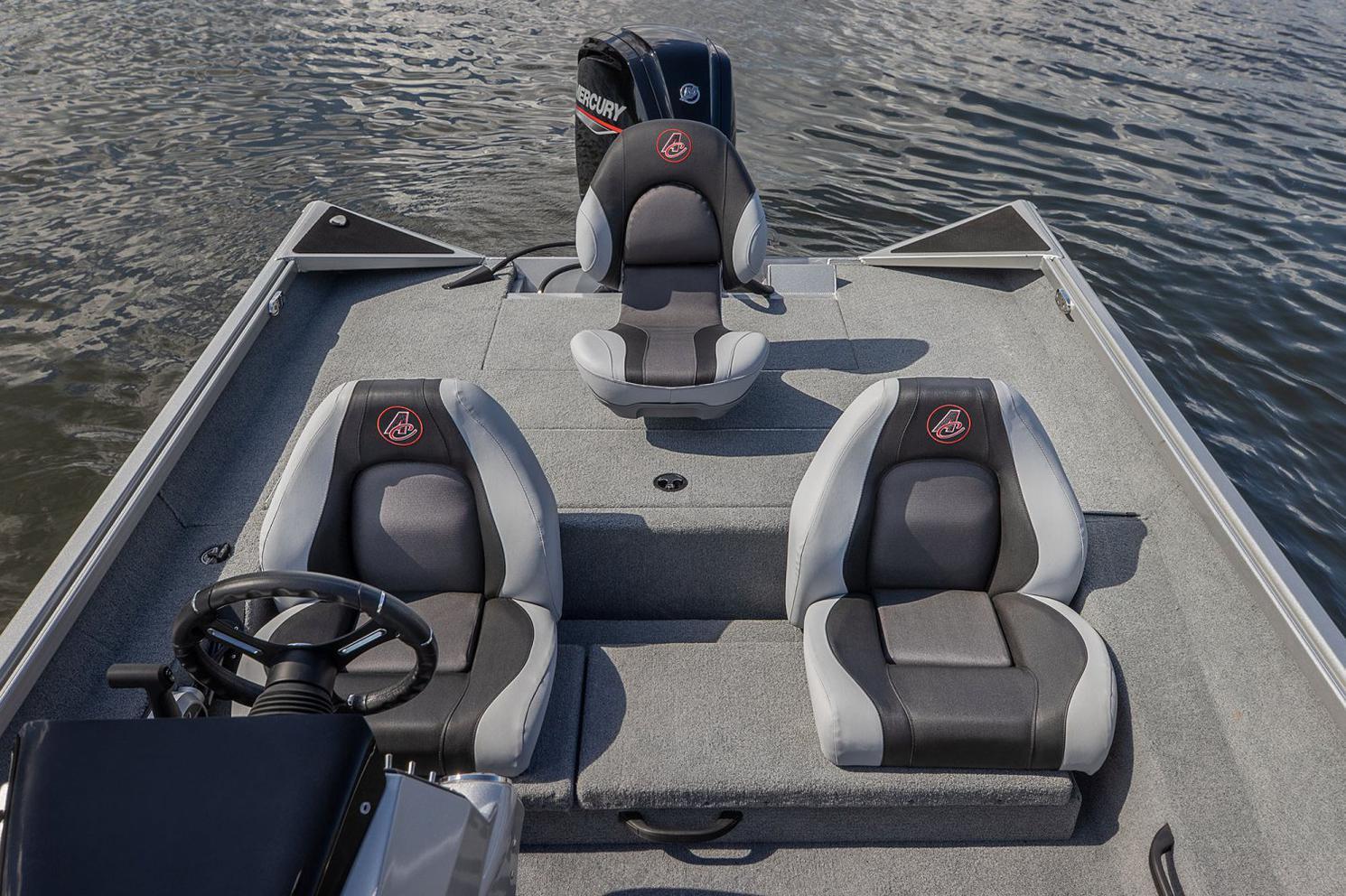 2021 Alumacraft boat for sale, model of the boat is Alumacraft Pro Series 185 & Image # 7 of 8
