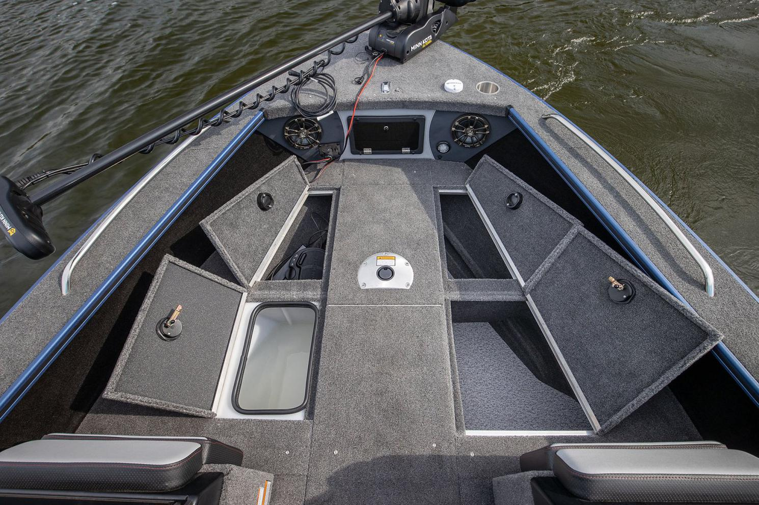 2021 Alumacraft boat for sale, model of the boat is TROPHY 205 & Image # 3 of 5