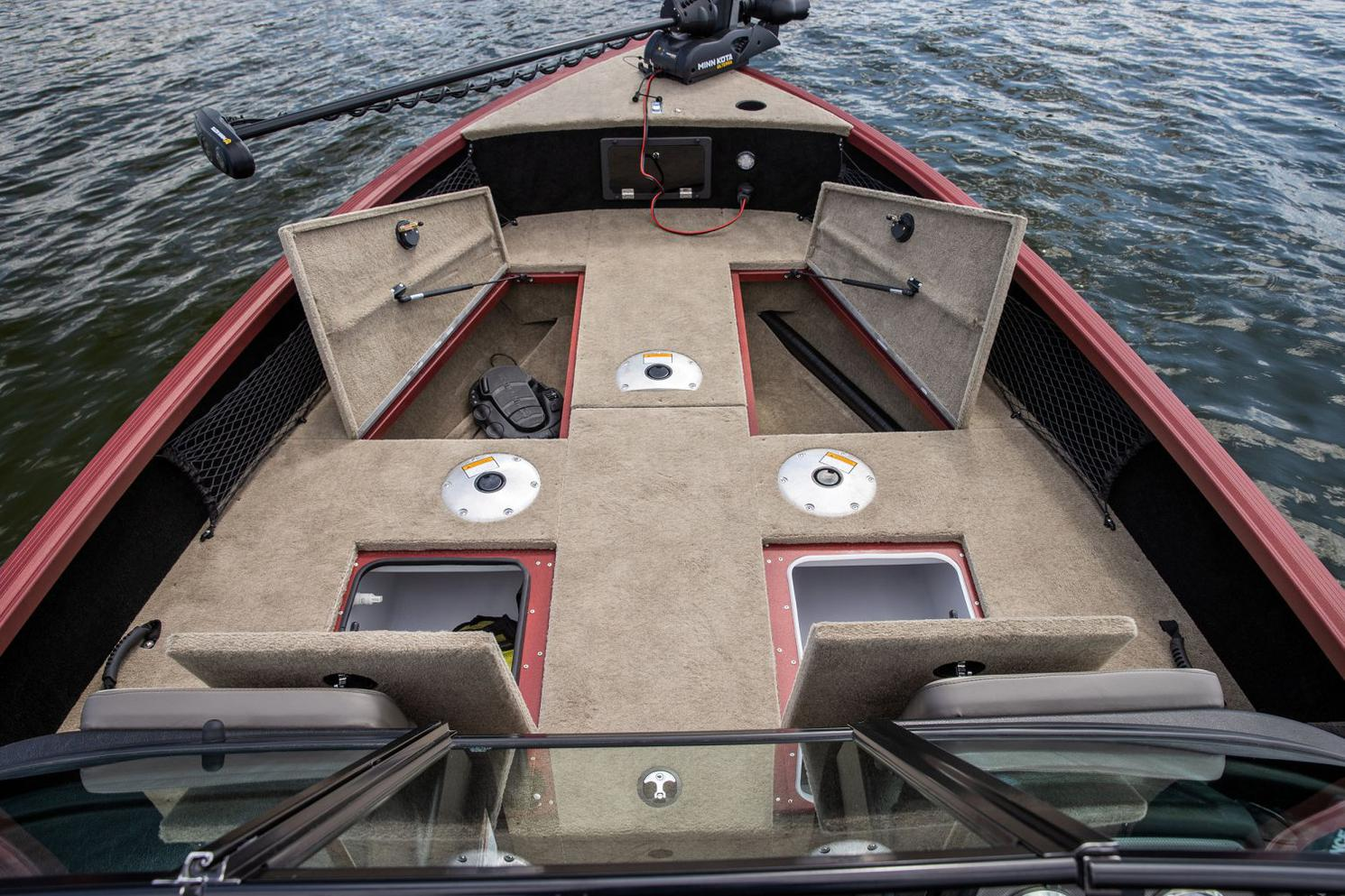 2021 Alumacraft boat for sale, model of the boat is Alumacraft Competitor 205 Sport & Image # 5 of 8