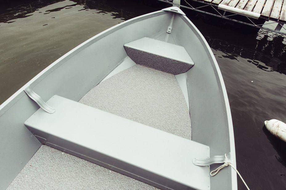 2021 Alumacraft boat for sale, model of the boat is 2021 V-Series Aluminum Boats V16 & Image # 3 of 3