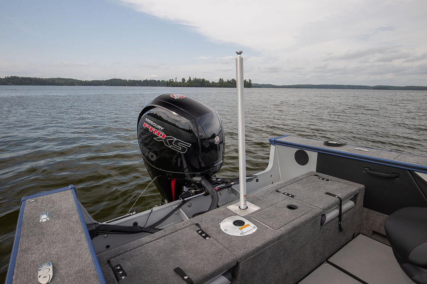 2021 Alumacraft boat for sale, model of the boat is TROPHY 205 & Image # 5 of 5