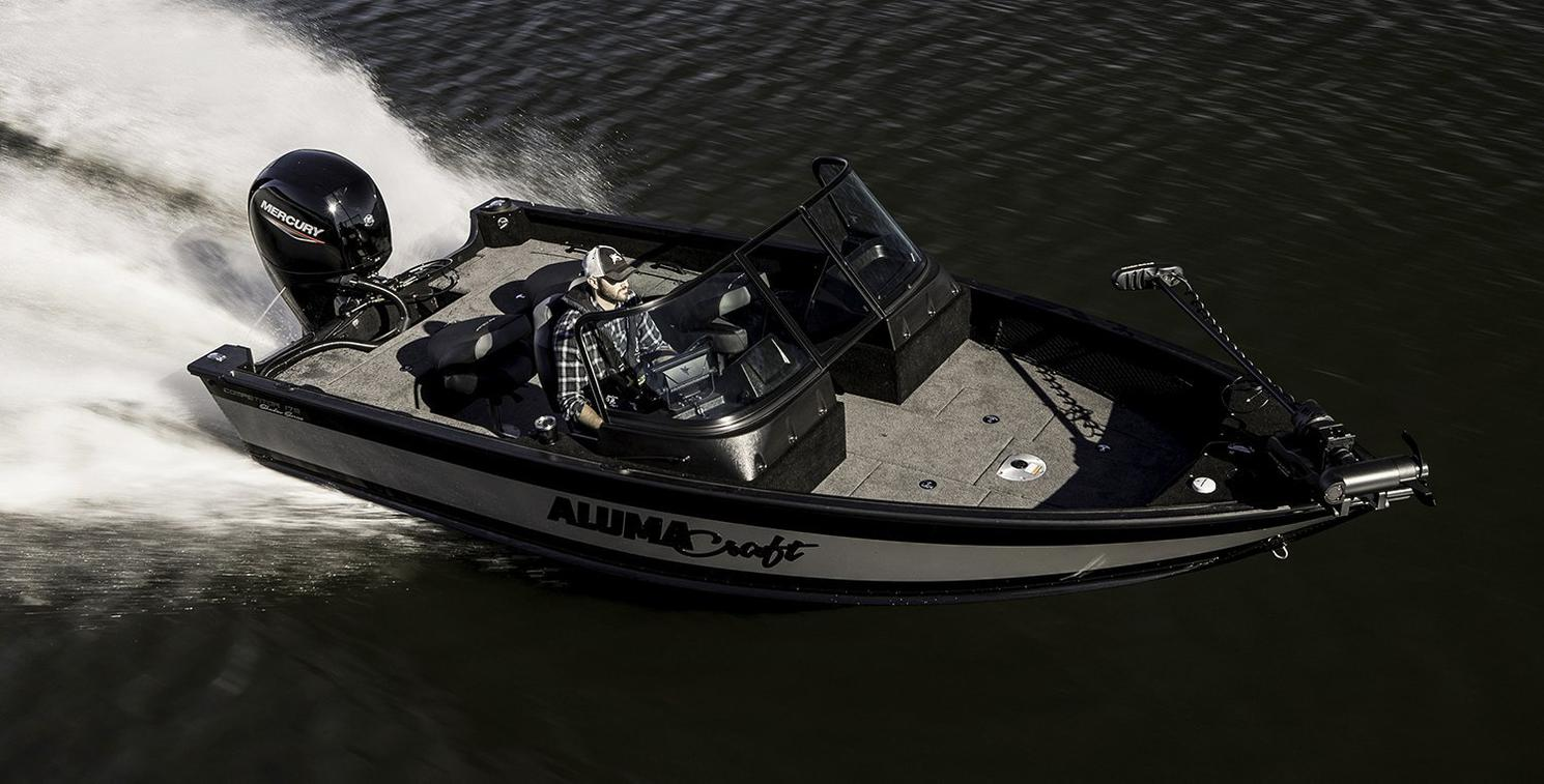 2021 Alumacraft boat for sale, model of the boat is Alumacraft Competitor Shadow 205 Sport & Image # 3 of 8