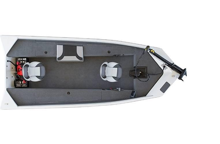 2021 Alumacraft boat for sale, model of the boat is Alumacraft Pro Series 185 & Image # 3 of 8