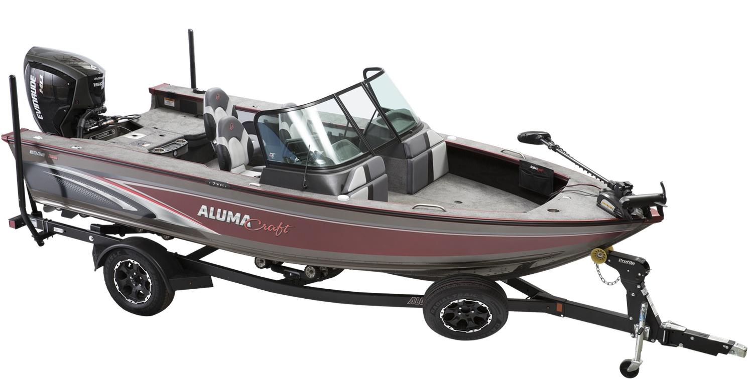 2021 Alumacraft boat for sale, model of the boat is Alumacraft Edge 185 Sport & Image # 5 of 5