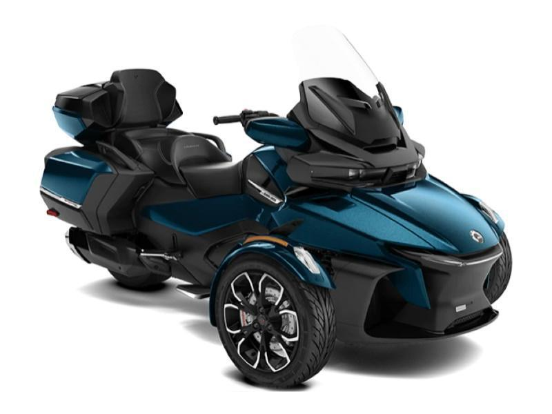 2021 Can-Am ATV boat for sale, model of the boat is Spyder RT Limited Chrome & Image # 4 of 5