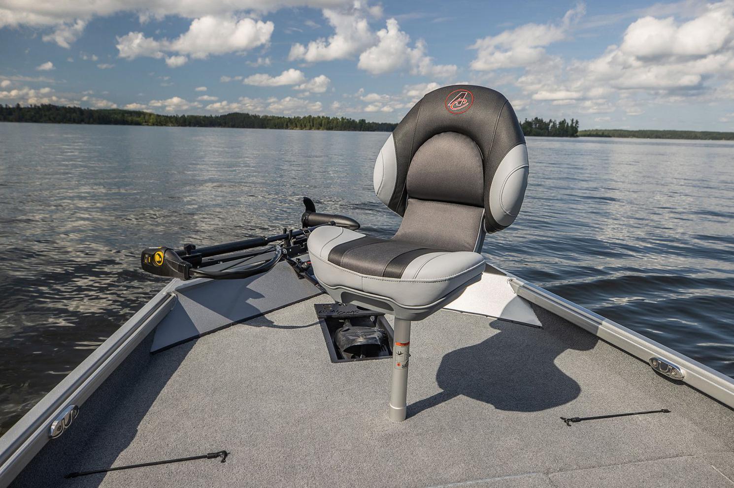 2021 Alumacraft boat for sale, model of the boat is Alumacraft Pro Series 185 & Image # 8 of 8