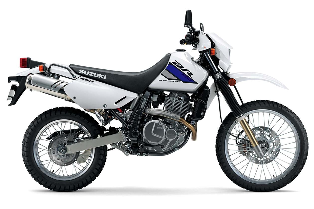 2021 Suzuki DR650SE Frais inclus+Taxes