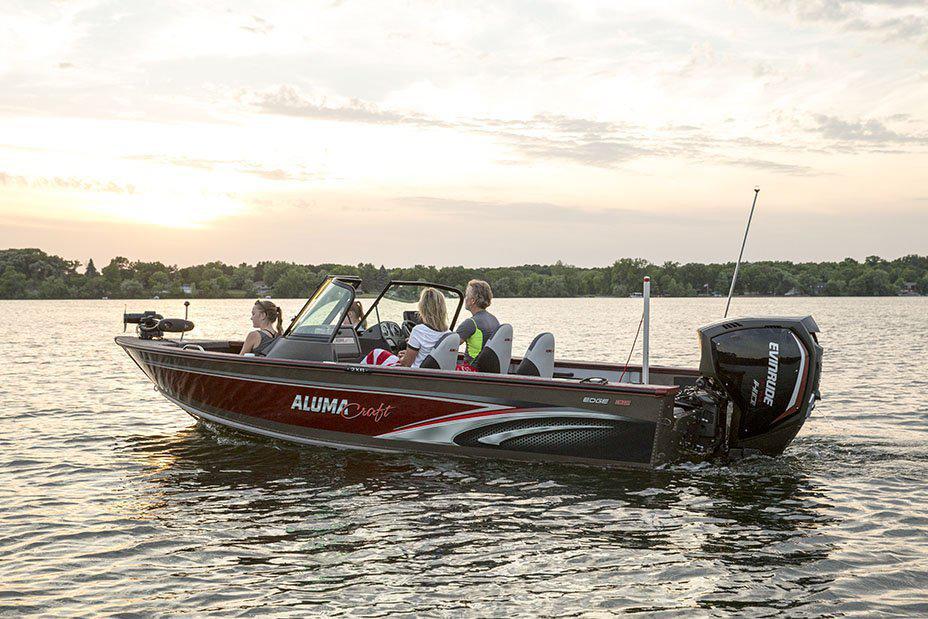 2021 Alumacraft boat for sale, model of the boat is Alumacraft Edge 185 Sport & Image # 3 of 5