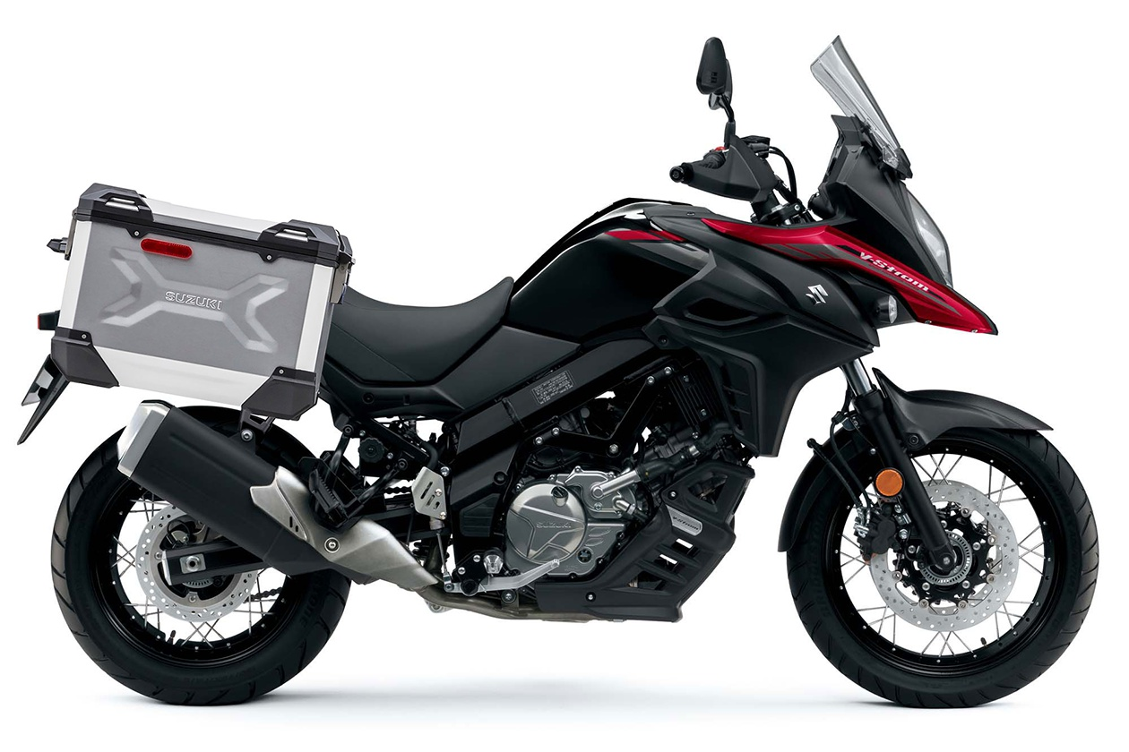 2021 Suzuki V-Strom 650 XA Aventure Frais inclus+Taxes