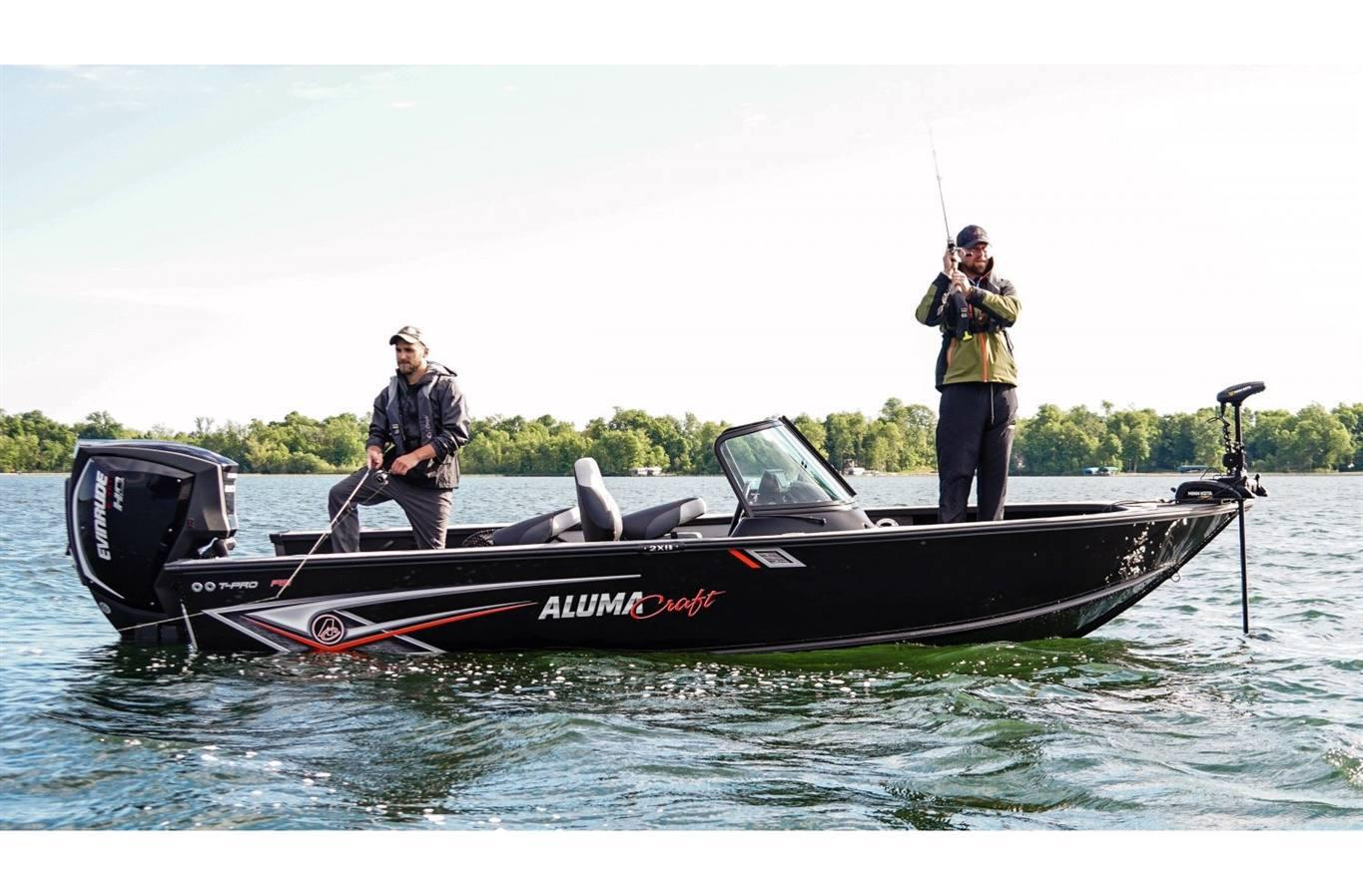 2021 Alumacraft boat for sale, model of the boat is Tournament Pro 195 & Image # 3 of 6