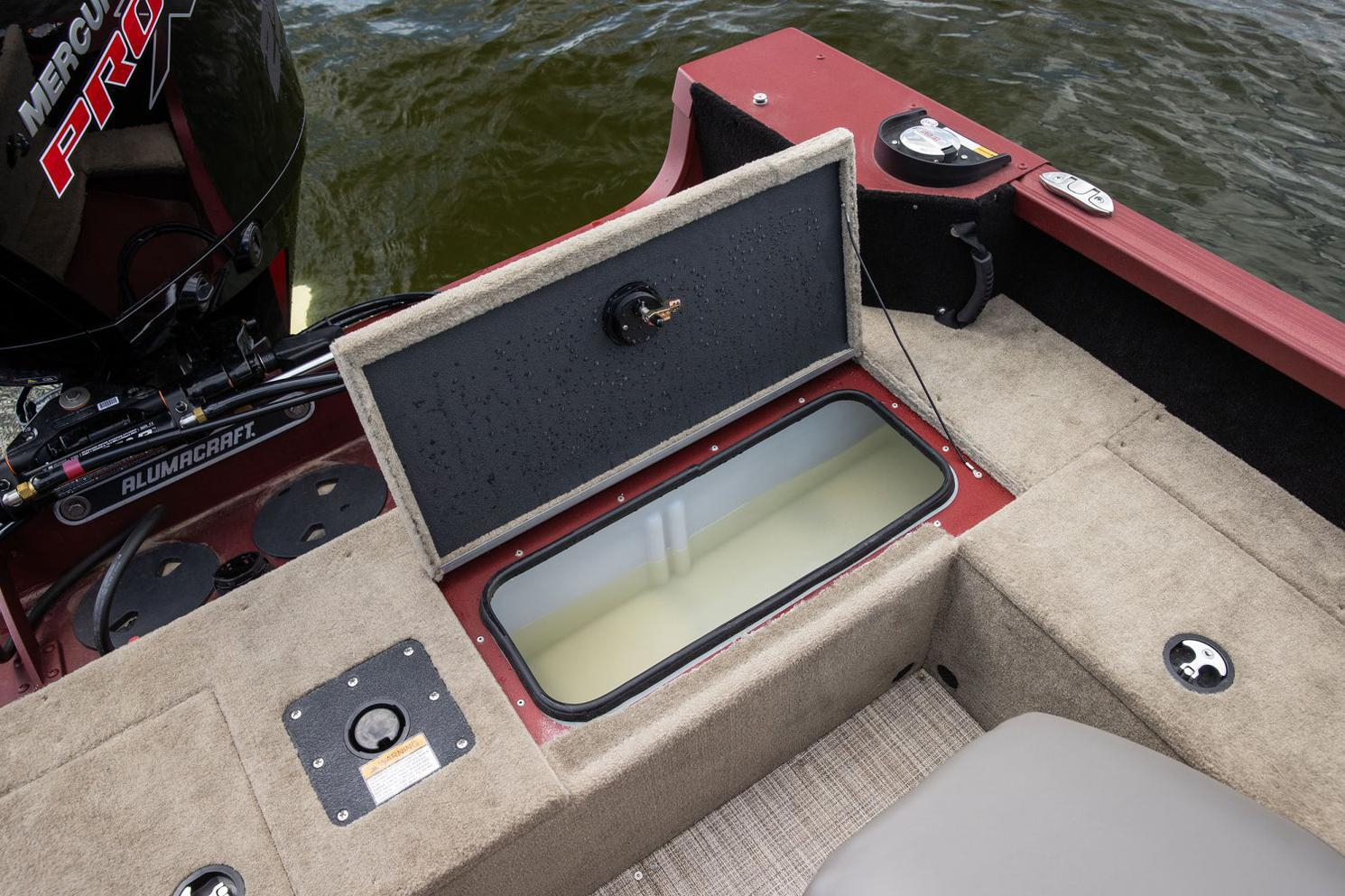 2021 Alumacraft boat for sale, model of the boat is Alumacraft Competitor 205 Sport & Image # 4 of 8