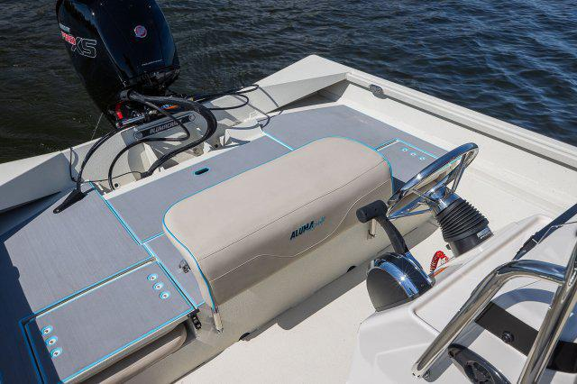 2022 Alumacraft boat for sale, model of the boat is Alumacraft 20 BAY & Image # 7 of 10
