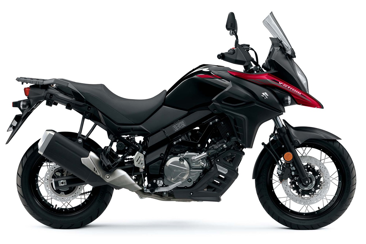 2021 Suzuki V-Strom 650 XA Frais inclus+Taxes