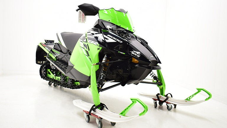 2021 Arctic Cat ZR 8000 RR ES 137 x 1.25