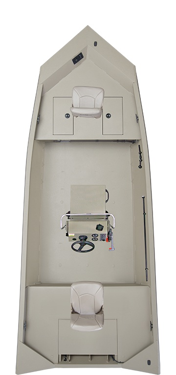 2021 Alumacraft boat for sale, model of the boat is Alumacraft All Weld MV Series MV1860 AW SC & Image # 4 of 10