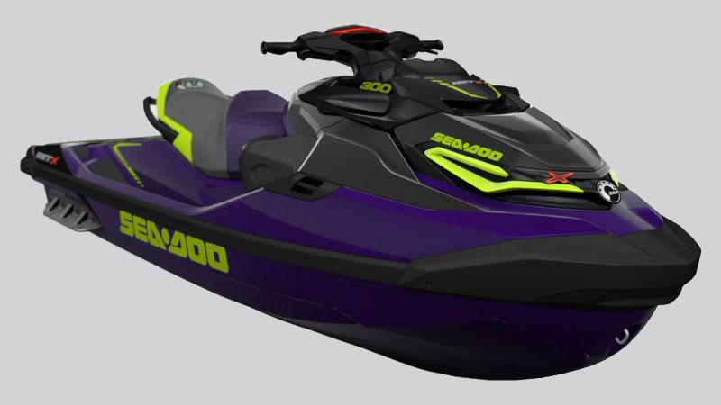 2021 Sea-Doo RXT-X 300 WITH SOUND