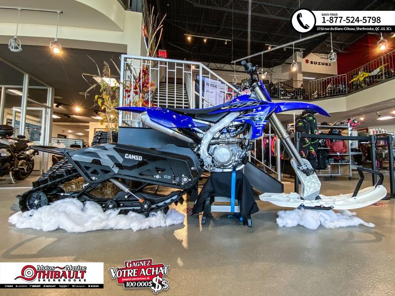 Yamaha YZ450F 2021