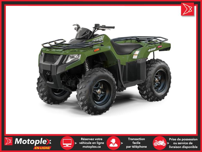 2021 Arctic Cat ALTERRA 450 4X4