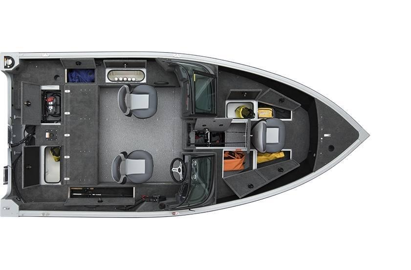 2021 Alumacraft boat for sale, model of the boat is Alumacraft Competitor Shadow 175 Sport & Image # 3 of 3