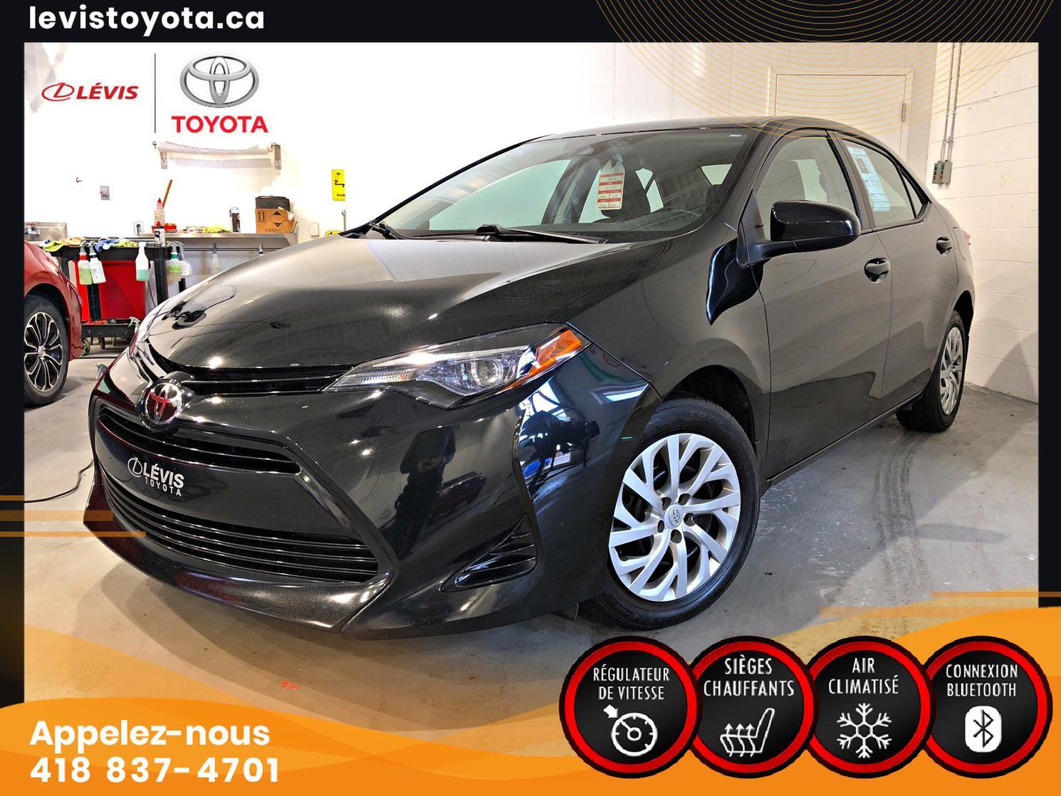 Toyota Corolla LE AUT A/C 2017